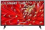 LG 108 cm (43 inches) Full HD Smart LED TV 43LM6360PTB (Dark (2019 Model)