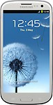 Samsung Galaxy S3/SIII Android Mobile Phone-Marble White