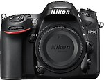 Nikon D-SERIES NIKON D7200 BODY DSLR Camera BODY ONLY