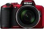 Nikon Coolpix B600 16 MP Point & Shoot Camera with 16GB SD Card, Carry Case and HDMI Cable