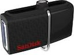 SanDisk Ultra Dual USB Flash Drive 3.0 16GB OTG Drive