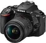 Nikon DX D5600 DSLR Camera AF-P 18-55mm VR Kit Lens