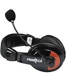 Frontech JIL-3442 Multimedia Headphone Wired Headphones