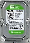 WD AV-GP 500 GB Desktop Internal Hard Drive (WD5000AVDS)