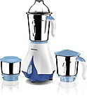 Philips Daily Collection HL7511 550-Watt Mixer Grinder with 3 Jars