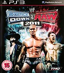 WWE Smackdown Vs Raw 2011 (for PS3)