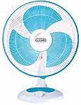 Vguard Finesta 400mm Table Fan (Blue)