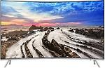 Samsung Series 7 139.7cm (55 inch) Ultra HD (4K) Curved LED Smart TV (55MU7500)