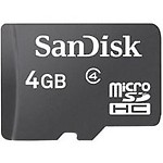 Sandisk Class 4 8 Gb Memory Card