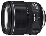 Canon EF-S15-85mm F 3.5-5.6 IS USM Lens