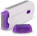 Delton Wireless Rechargeble Instant Hand Held Hair Remover Cordless Epilator