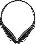 Azacus HBS-730 Neckband Bluetooth Headphones Wireless Sport Stereo Headsets Handsfree with Microphone for Android, Apple Devices MP3 Player