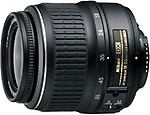 Nikon AF-S DX NIKKOR 18-55mm F 3.5-5.6G VR  3.0x  Lens