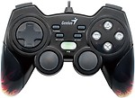 Genius MaxFire Blaze3 Gamepad (For PC, PS3)