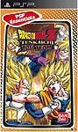 Dragonball Z Tenkaichi Tag Team (Games, PSP)
