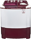 LG 6.5 kg Semi Automatic Top Load Washing Machine  (P7559R3FA)