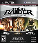 Tomb Raider: Trilogy (for PS3)