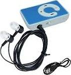 Lehza High Quality Mini Rechargeable Shuffle MP3 Player 32 GB MP3 Player