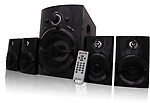 Black Cat Gs-101 4.1 Home Theatre System