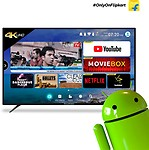 CloudWalker CloudTV 139cm (55 inch) Ultra HD (4K) LED Smart TV (CLOUD TV 55SU)