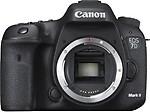Canon EOS 7D Mark II DSLR Camera