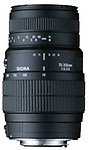 Sigma 70-300mm F 4-5.6 DG Macro Lens  For Canon AF DSLR