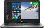 Dell Inspiron 5000 Core i5 7th Gen - (8 GB/2 TB HDD/Windows 10 Home/2 GB Graphics) 5567 (15.6 inch)