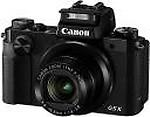 Canon PowerShot G5 X(20.2 MP, 4.2x Optical Zoom, 4.2 Digital Zoom)