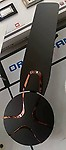 ORIENT JAZZ METALLIC BRONZE COPPER 1200 MM