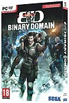 Binary Domain - PS3 Game