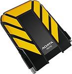 ADATA DashDrive Durable HD710 1TB Waterproof/Shock-Resistant USB 3.0 External Hard Drive (Black & Blue)