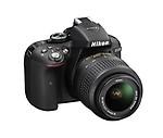 Nikon D5300 24.1MP Digital SLR Camera with 18-140mm VR Kit Lens