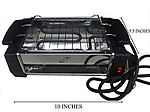 Compact All in one Electric Barbeque Grill
