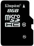 Kingston 8 Gb Class 10 Memory Card