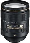 Nikon AF S NIKKOR 24 120mm F/4G ED VR Lens