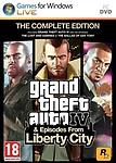 Grand Theft Auto IV & Episodes Of Liberty City Xbox Game