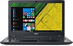 Acer Aspire APU Quad Core A4 - (4 GB/500 GB HDD/Windows 10 Home) NX.GKYSI.010 ES1-523 Notebook(15.6 inch, 2.4 kg)