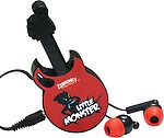 Zebronics Guitar MP3 Player (Red)