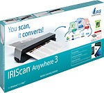 IRIS Scan Pro 3 Cloud Corded Portable Scanner