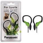 Panasonic Sports Gym Earphone Headphone for iPods, MP3