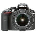 Nikon D5300 Digital SLR Camera with 18-55mm VR Zoom Lens and AF-S Nikkor 50mm F/1.8G Twin Prime Lens, and