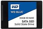 WD 3D 250GB Laptop Internal Solid State Drive (WDS250G2B0A)