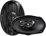 "Pioneer TS-A956H 6x9"" 5-Way Coaxial Car Speakers"