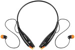 CLiPtec PBH320BK AIR-Neckbeat Bluetooth 4.0 Stereo Neckband Headset