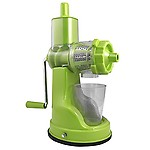 Floraware Plastic Green Fruits & Vegetable Juicer