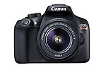 Canon EOS Rebel T6 18MP Digital SLR Camera Kit with EF-S 18-55mm f/3.5-5.6 IS II Lens