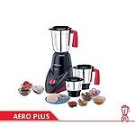 Morphy Richards Aero Plus 500-Watt Mixer Grinder with 3 Jars