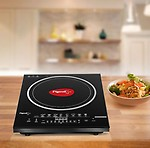 Pigeon Rapido Anti Skid Induction Cooktop( Touch Panel)