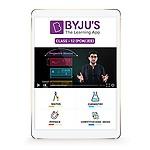 BYJU'S Class 12 (PCM) JEE Preparation (Tablet)