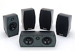 Torvin Micromate 5 Speaker Home Theatre Package